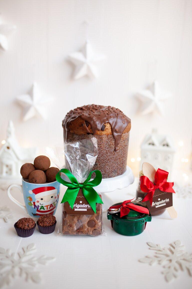 Brigaderia Visconde lança cardápio de Natal cheio de doces para presentear
