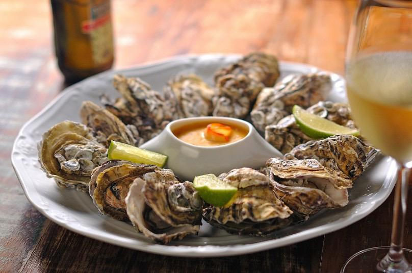 Restaurante Anarco promove festival de ostras