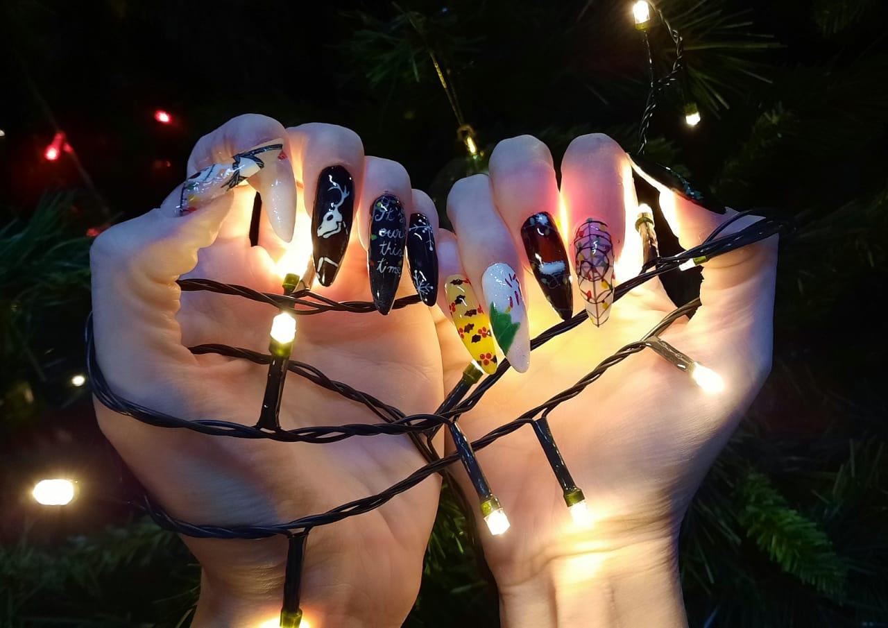 Tendência: conheça a técnica do Nail Art