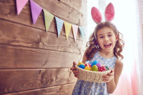 Páscoa em casa? Confira a lista com seis atividades para divertir crianças e adultos