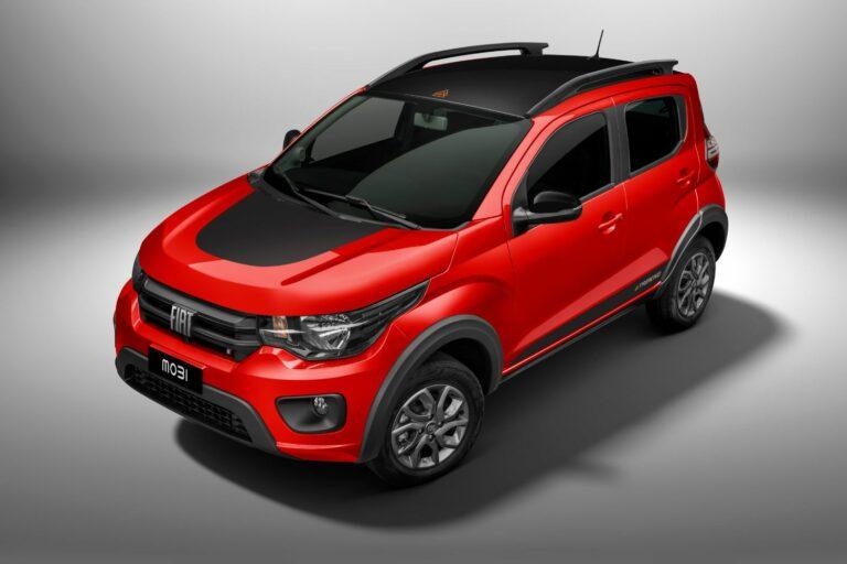 Explosão de aventura e tecnologia: conheça o novo Fiat Mobi Trekking