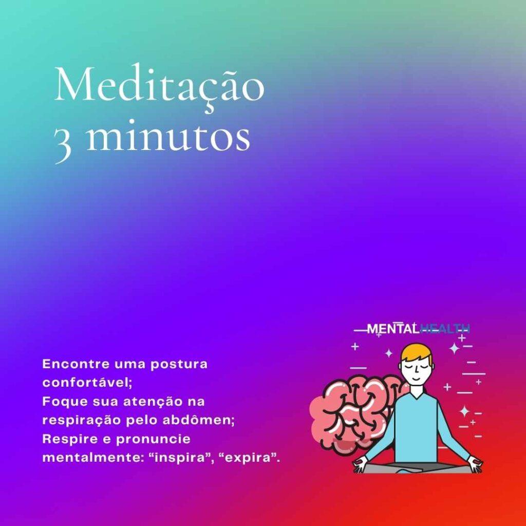 mindfulness exercício 3minutos