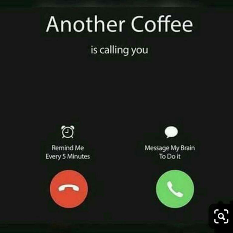 O seu cafezinho tem limite?
