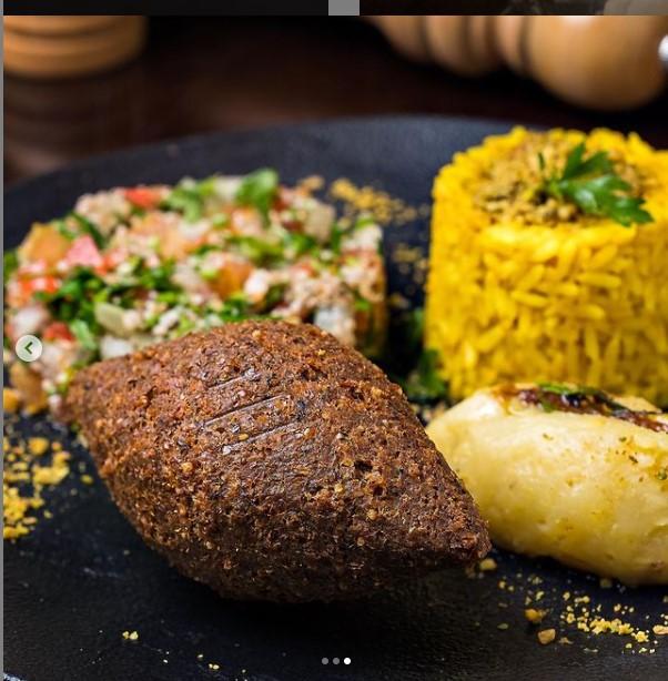 comida-árabe-em-casa