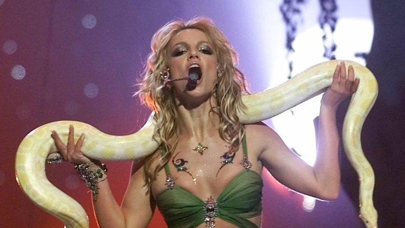 Spears criou até perfume com fragrância de café