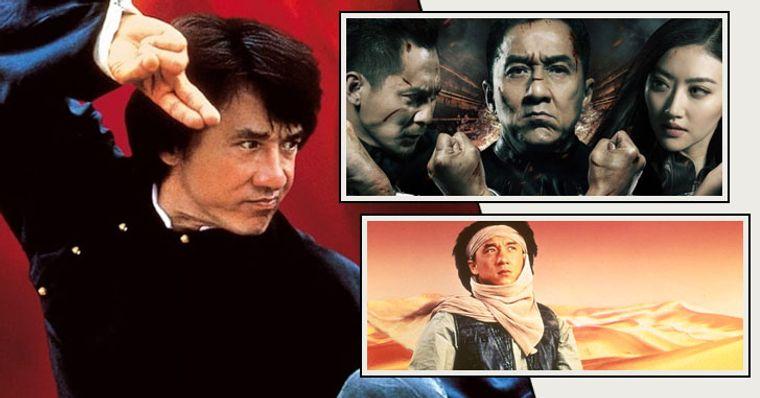 Jackie Chan e sua rede de cafeterias