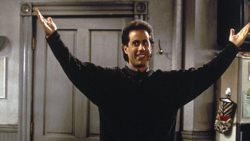 Seinfeld é um louco por café para todas as horas
