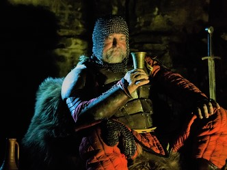 A bebida e a coragem na história