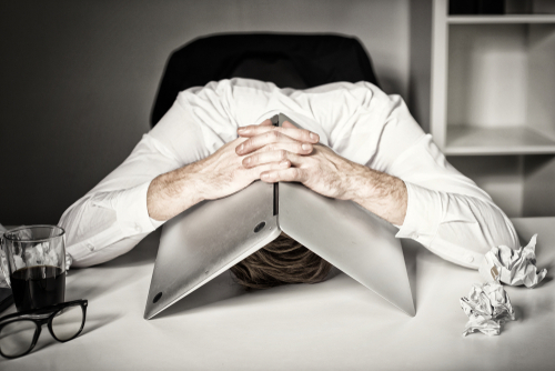 Burnout: quando a energia acaba