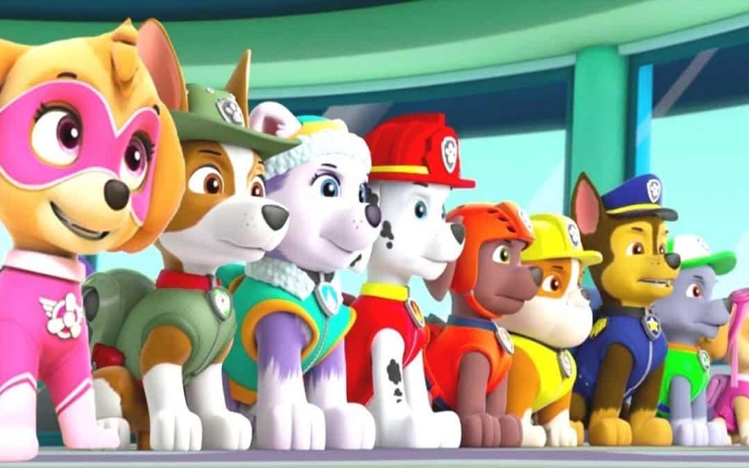 Cinema: Patrulha Canina, ótimo programa para os pequenos