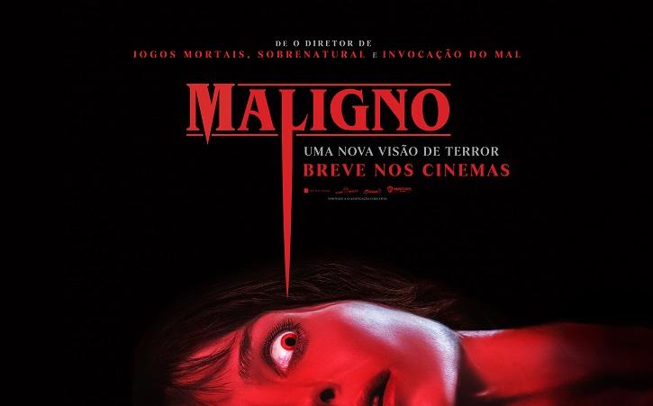 Maligno, novo filme de James Wan, estreia sexta