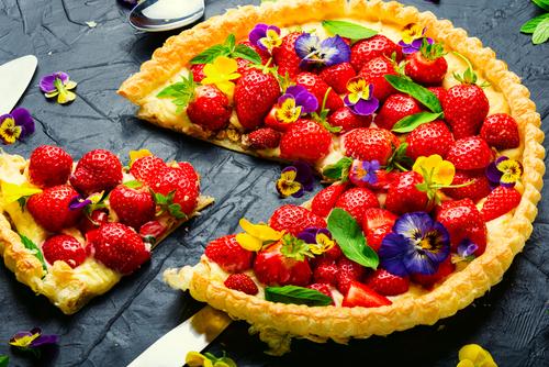 Pancs: flores pra ver e pra comer!