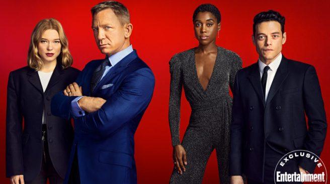 Aguardado filme de 007 estreia quinta-feira nos cinemas