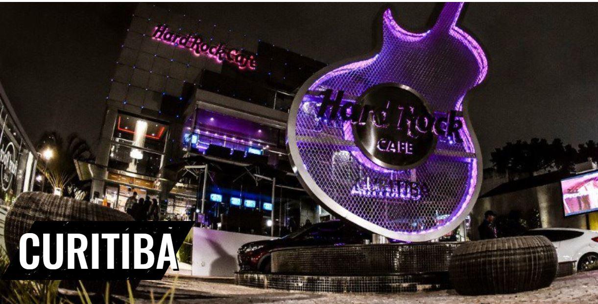 3 motivos para aproveitar o feriado no Hard Rock Cafe Curitiba